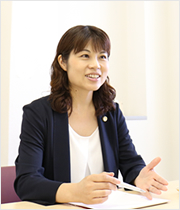 離婚問題に強い弁護士 村本純子(大阪弁護士会所属)